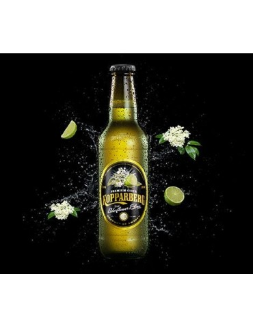 KOPPARBERG ELDERFLOWER LIME 0.33lt
