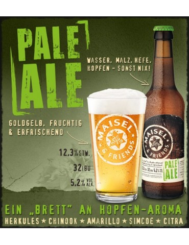 MAISEL & Friends PALE ALE 0.33lt