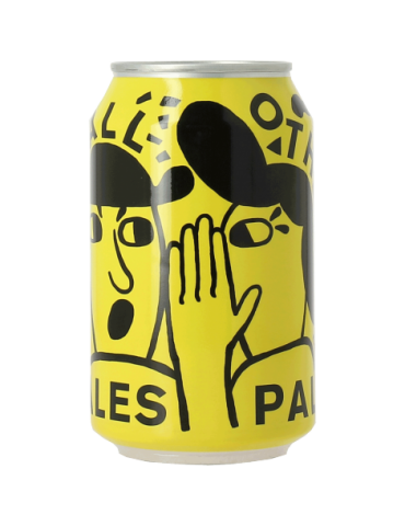 MIKKELLER ALL OTHER'S PALE ALE 0.33lt ΚΟΥΤΙ