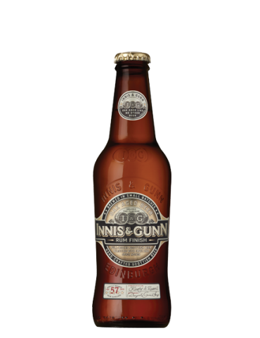 INNIS & GUNN RUM FINISH 0.33lt
