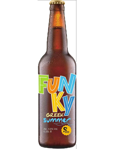 VOREIA FUNKY GREEK SUMMER 0.33lt