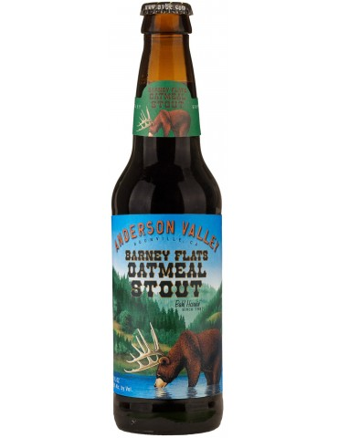 ANDERSON VALLEY OATMEAL STOUT 0.33lt