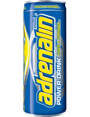 ADRENALINE POWER DRINK 250ml