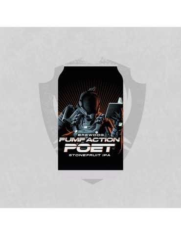 BREWDOG PUMP ACTION POET 0.33lt ΚΟΥΤΙ