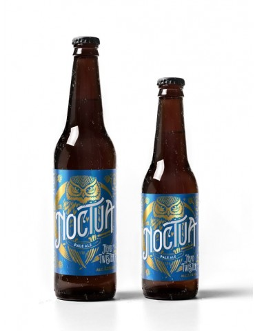 NOCTUA HEAD TWISTER PALE ALE 0.50lt