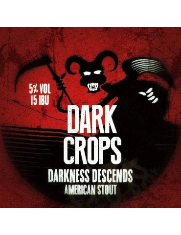 DARK CROPS DARKNESS DESCENT 0.33lt