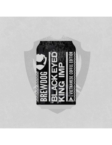 BREWDOG BLACK EYED KING IMP 0.33lt (ΚΟΥΤΙ)