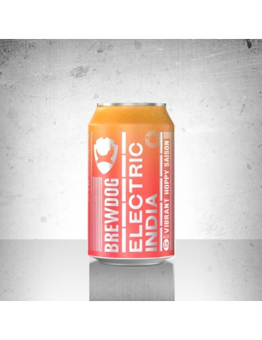 BREWDOG ELECTRIC INDIA 0.33lt