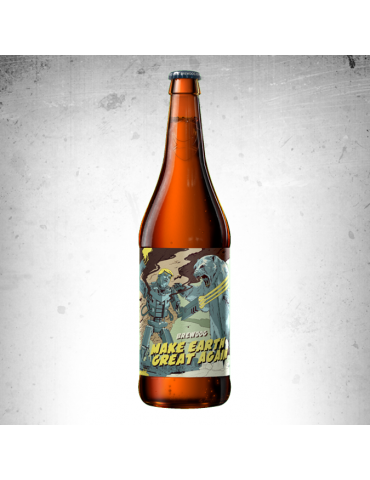 BREWDOG MAKE EARTH GREAT AGAIN 0.66lt