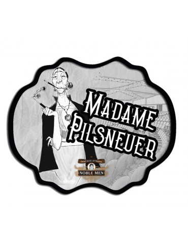 NOBLE MEN MADAM PILSNEUER 0.33lt