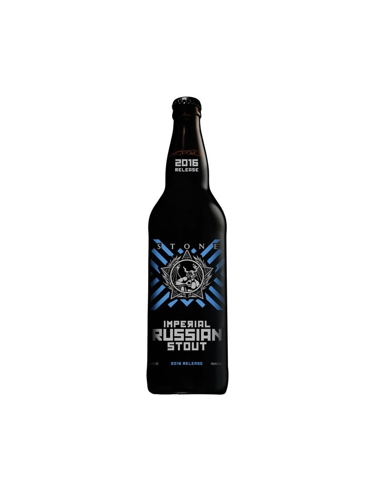 STONE IMPERIAL RUSSIAN STOUT 2016 0.65lt
