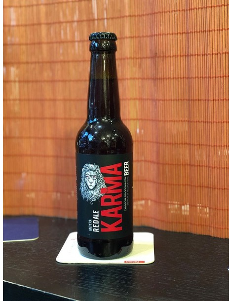 KARMA RED ALE 0.33lt