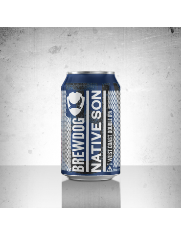 BREWDOG native son IPA 0.33lt