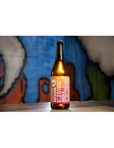 BREWDOG ELECTRIC INDIA 0.66lt