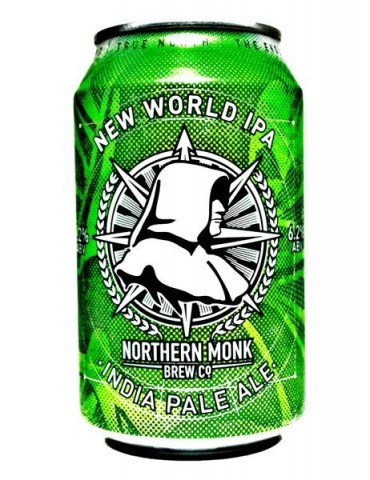 NORTHERN MONK NEW WORLD IPA 0.33lt ΚΟΥΤΙ