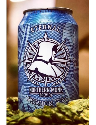 NORTHERN MONK ETERNAL SESSION IPA 0.33lt ΚΟΥΤΙ