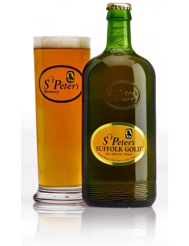 ST.PETER'S SUFFOLK GOLD 0.50lt