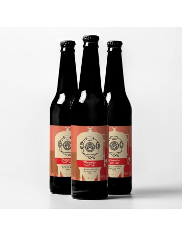 MARMITA RED ALE 0.33lt
