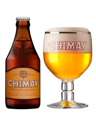 CHIMAY WHITE 0.33lt