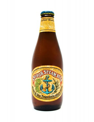 ANCHOR STEAM BEER 0.355lt