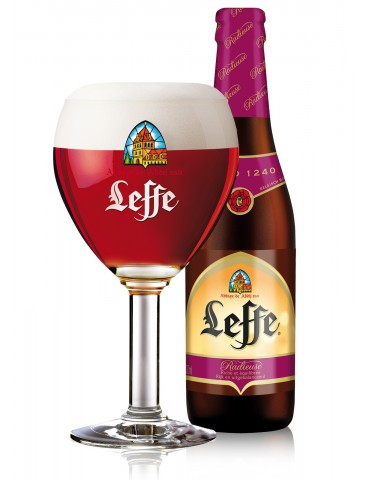 LEFFE RED/RADIEUSE 0.33lt