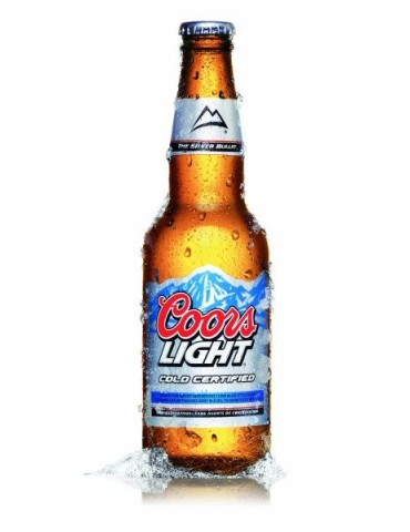 COORS LIGHT 0.33lt