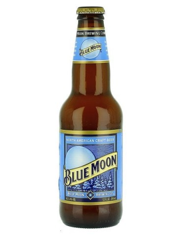 BLUE MOON 0.33lt