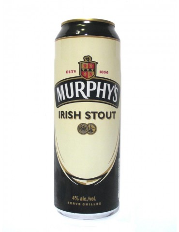 MURPHY'S IRISH STOUT ΚΟΥΤΙ 0.50LT