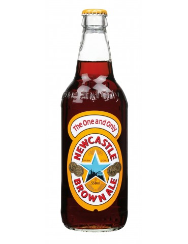 NEW CASTLE BROWN ALE 0.33lt