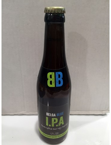 BELGA BLUE BLOND 0.33lt