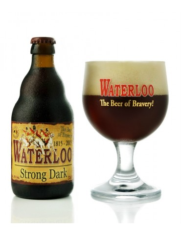 WATERLOO STRONG DARK (DOUBLE) 0.33lt