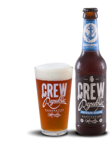 CREW REPUBLIC DRUNKEN SAILOR 0.33lt
