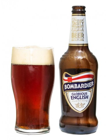 WELL YOUNGS BOMBARDIER BITTER