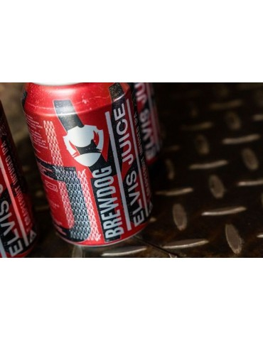BREWDOG ELVIS JUICE 0.33lt ΚΟΥΤΙ