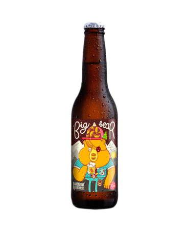 BIG BEAR PALE ALE 0.33lt