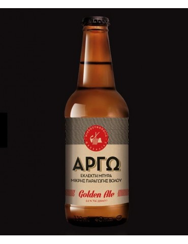 ΑΡΓΩ GOLDEN ALE 0.33lt