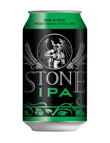 STONE INDIA PALE ALE 0.33lt ΚΟΥΤΙ