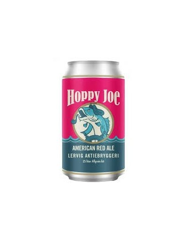 LERVIG HOPPY JOE 0.33lt ΚΟΥΤΙ