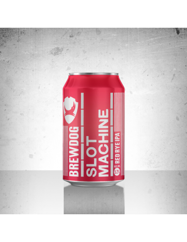 BREWDOG SLOT MACHINE IPA 0.33lt