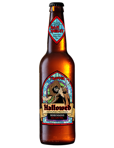 IRON MAIDEN HALLOWED 0.33lt