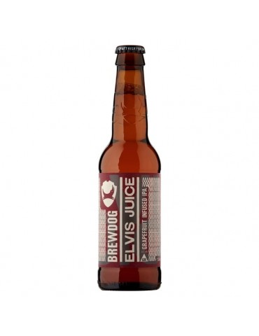 BREWDOG ELVIS JUICE 0.33lt