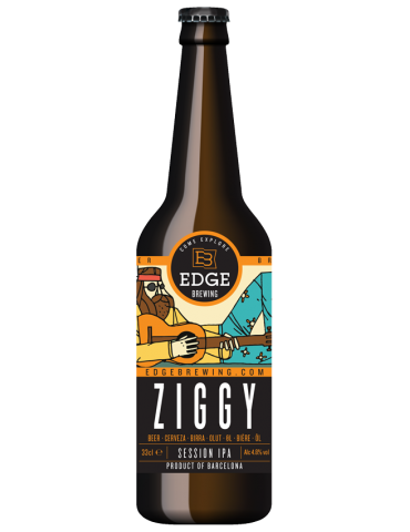 EDGE ZIGGY SESSION IPA 0.33lt