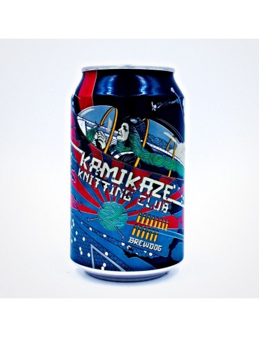 BREWDOG KAMIKAZE KNITTING CLUB 0.33lt
