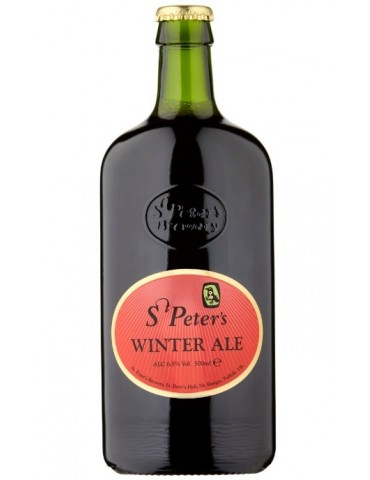 ST.PETER'S RUBY RED ALE 0.50lt