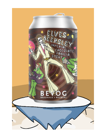 BEVOG WHO CARES ELVES BEERSLEY STOUT 0.33lt (KOYTI)