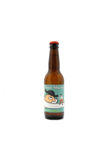 MIKKELLER ARE YOU SHORE IPA 0.33lt