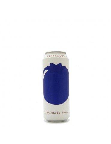 MIKKELLER FLAT WHITE OREGON FRUIT BLUEBERRIES 0.50lt