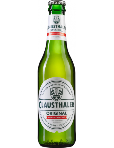 CLAUSTHALER ORIGINAL Free Alcohol 0.33lt