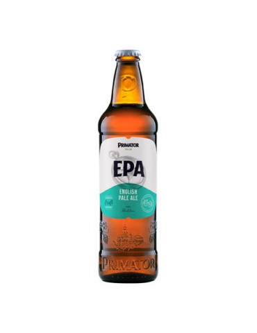 PRIMATOR ENGLISH PALE ALE 0.50lt
