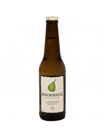 REKORDERLING CIDER PEAR 330ml